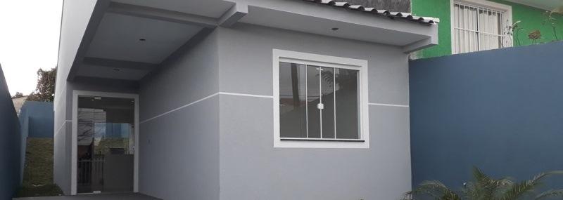 Casa Nova – Residencial para Venda